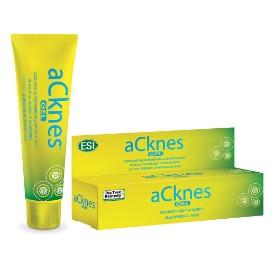Acknes - Gel de aceite del