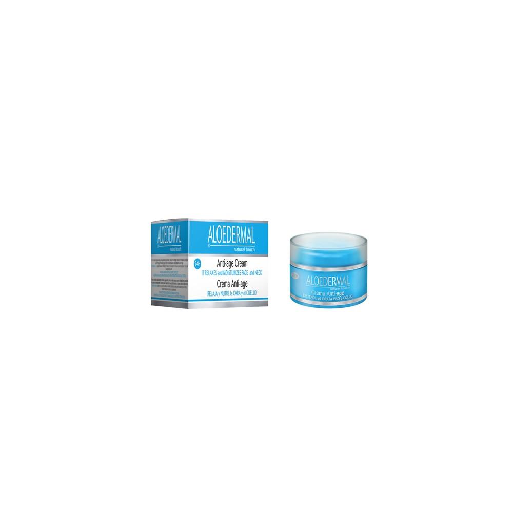 Aloedermal - Crema antiedad - 50 ml