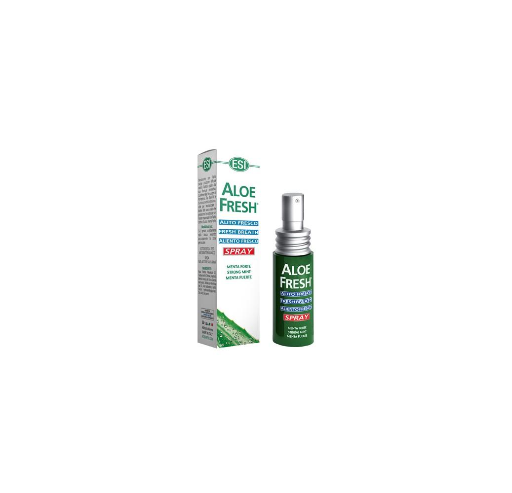 Aloe Fresh - Spray Aliento fresco - 15 ml