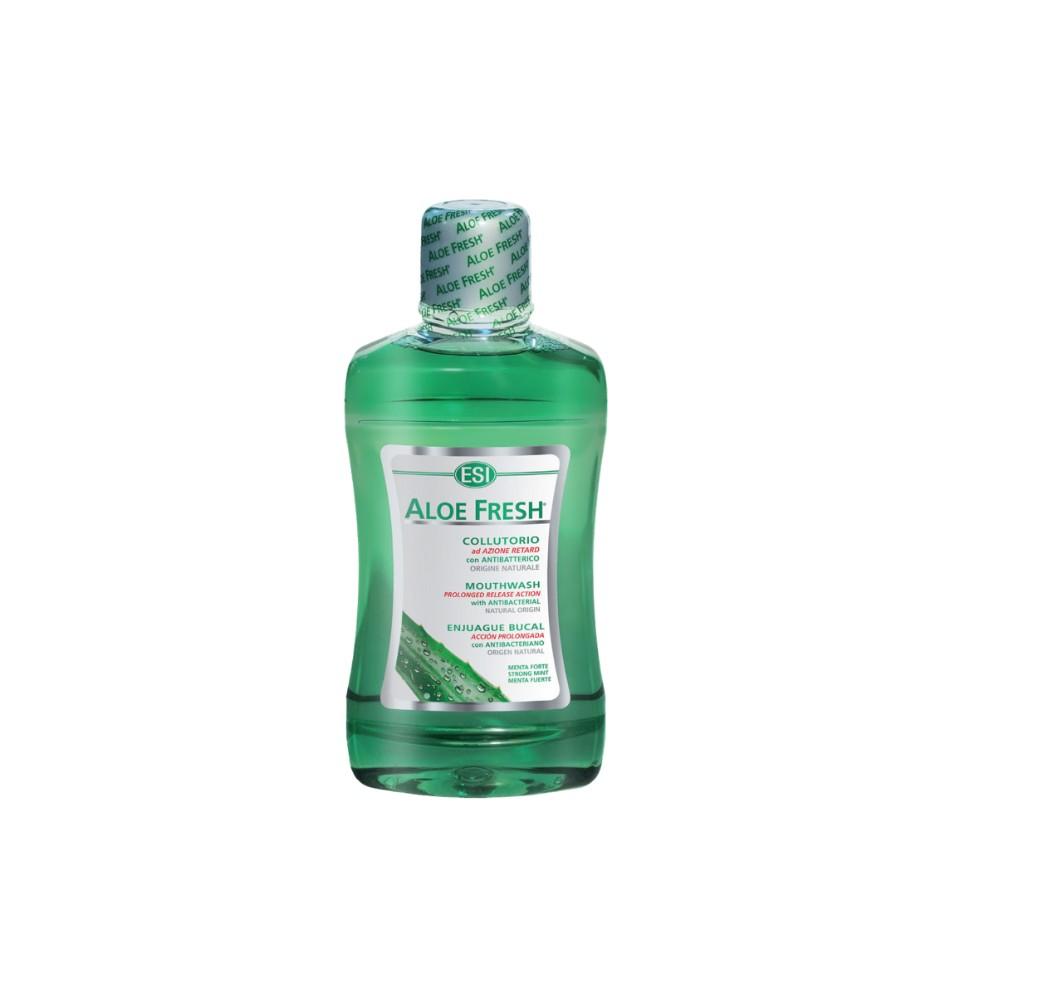 Aloe Fresh - Colutorio con alcohol - 500 ml