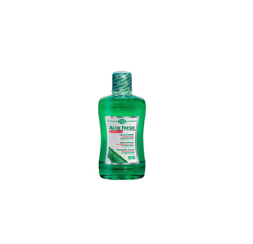 Aloe Fresh - Colutorio zero sin alcohol - 500 ml