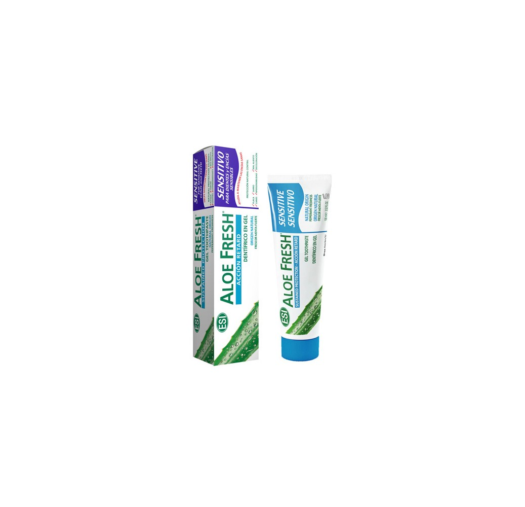 Aloe Fresh - Gel retard sensitivo - 100 ml