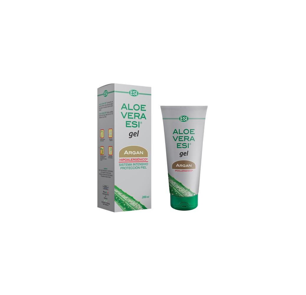 Aloe Vera - Gel con aceite de arg