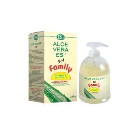 Aloe Vera - Gel family con