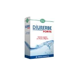 Diurerbe - Forte - 40 tabletas