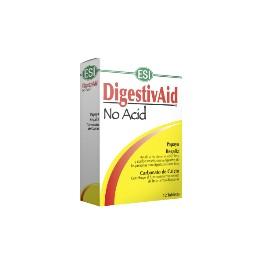 Digestivaid no acid - 12 tabletas