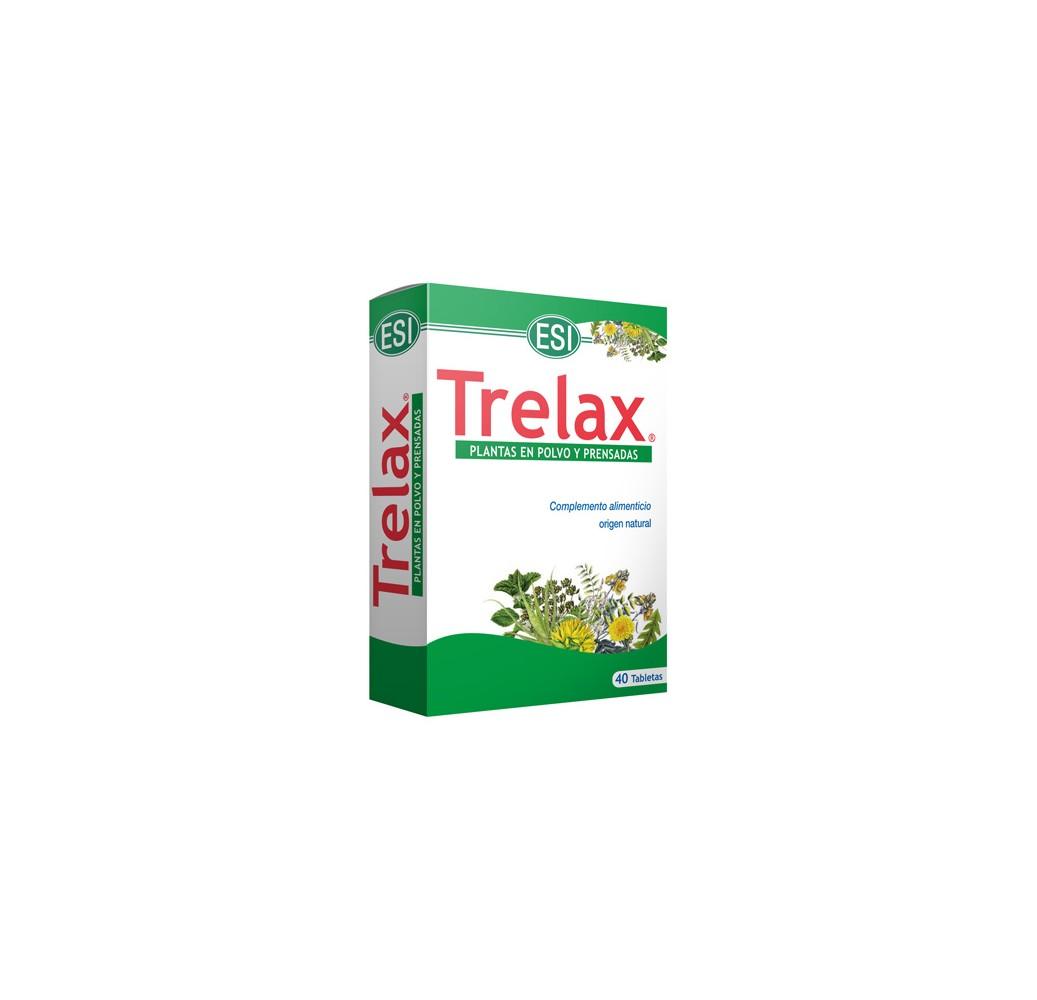 Trelax - 40 tabletas