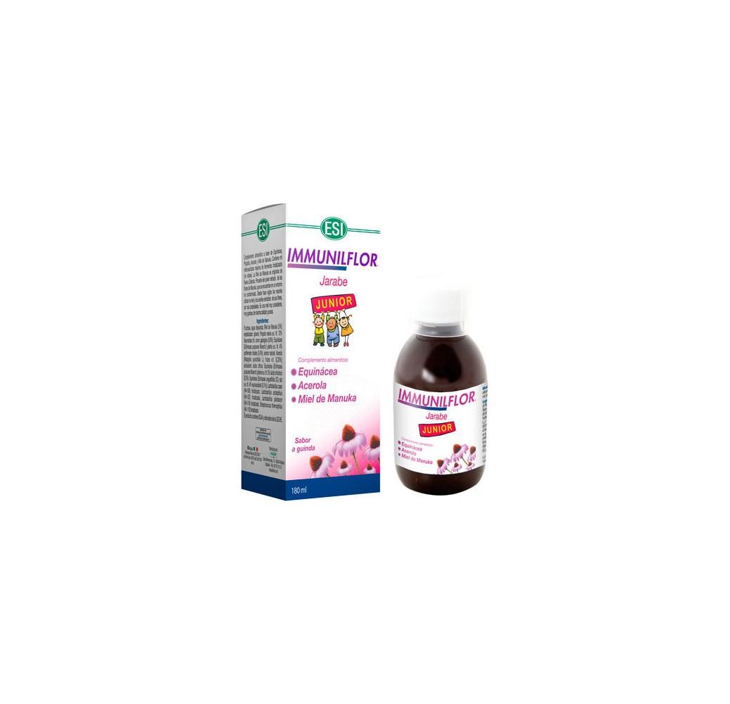 Inmuniflor - Jarabe junior - 180 ml