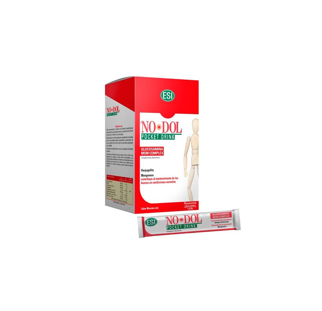 Nodol - Pocket drink - 16 sobres