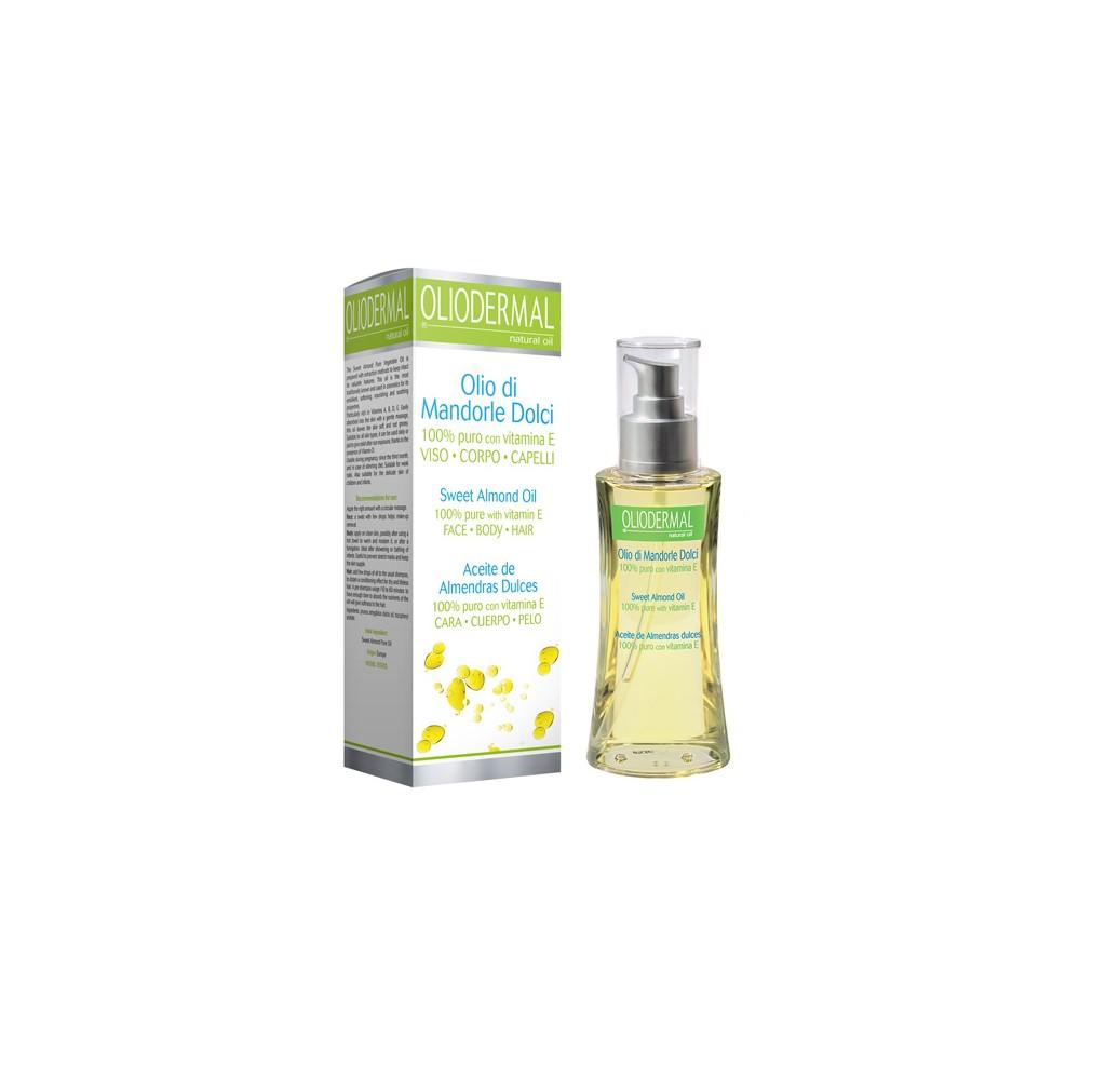 Oliodermal - Almendras dulces - 100 ml