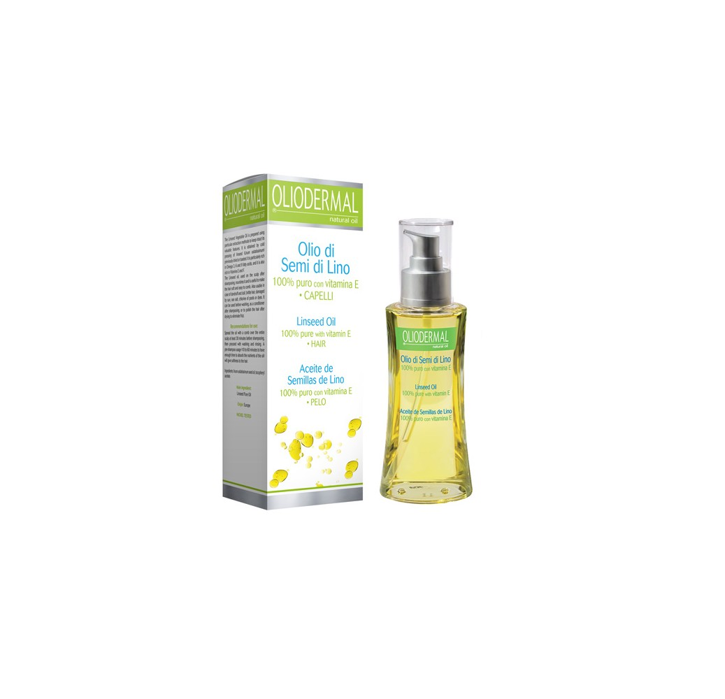 Oliodermal - Semillas de lino - 100 ml