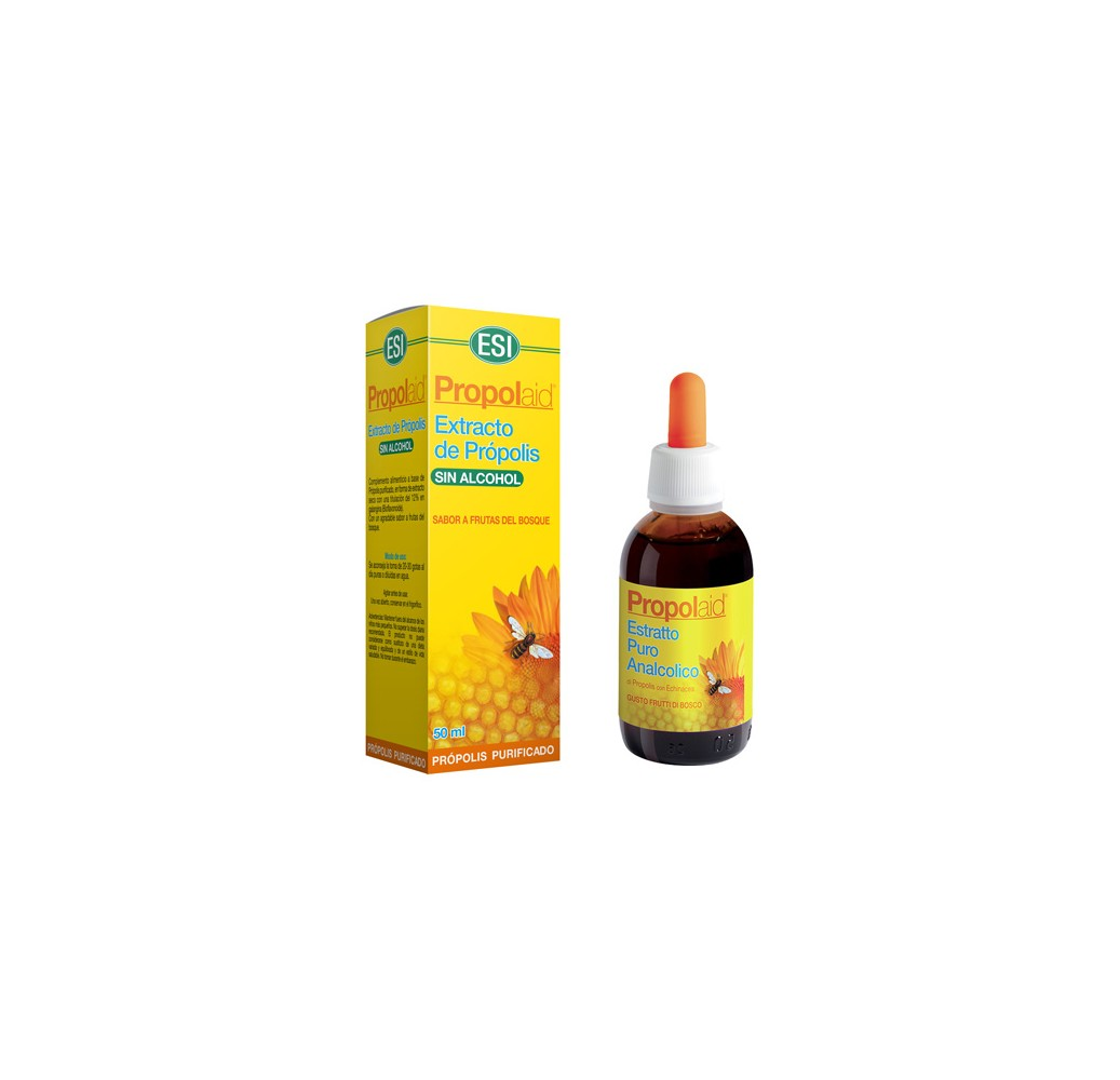 Propolaid - Ext. Sin alcohol sin equin