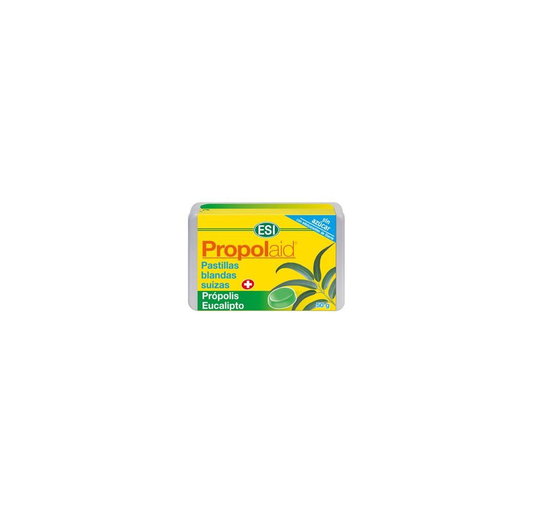 Propolaid - Pastilla blanda eucalipto - 50 g