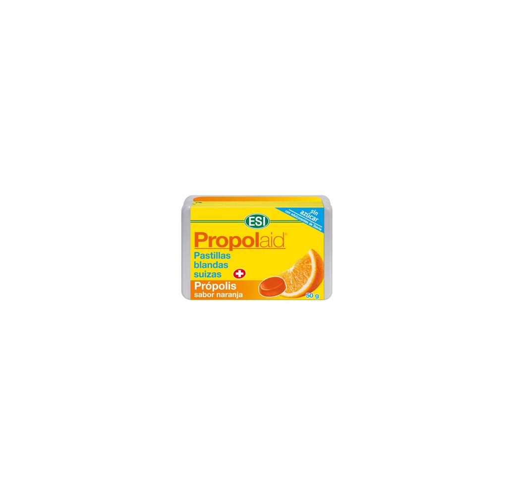 Propolaid - Pastilla blanda naranja - 50 g