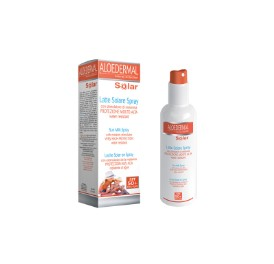 Aloe Solar - Leche spray FP-50+ - 150 ml