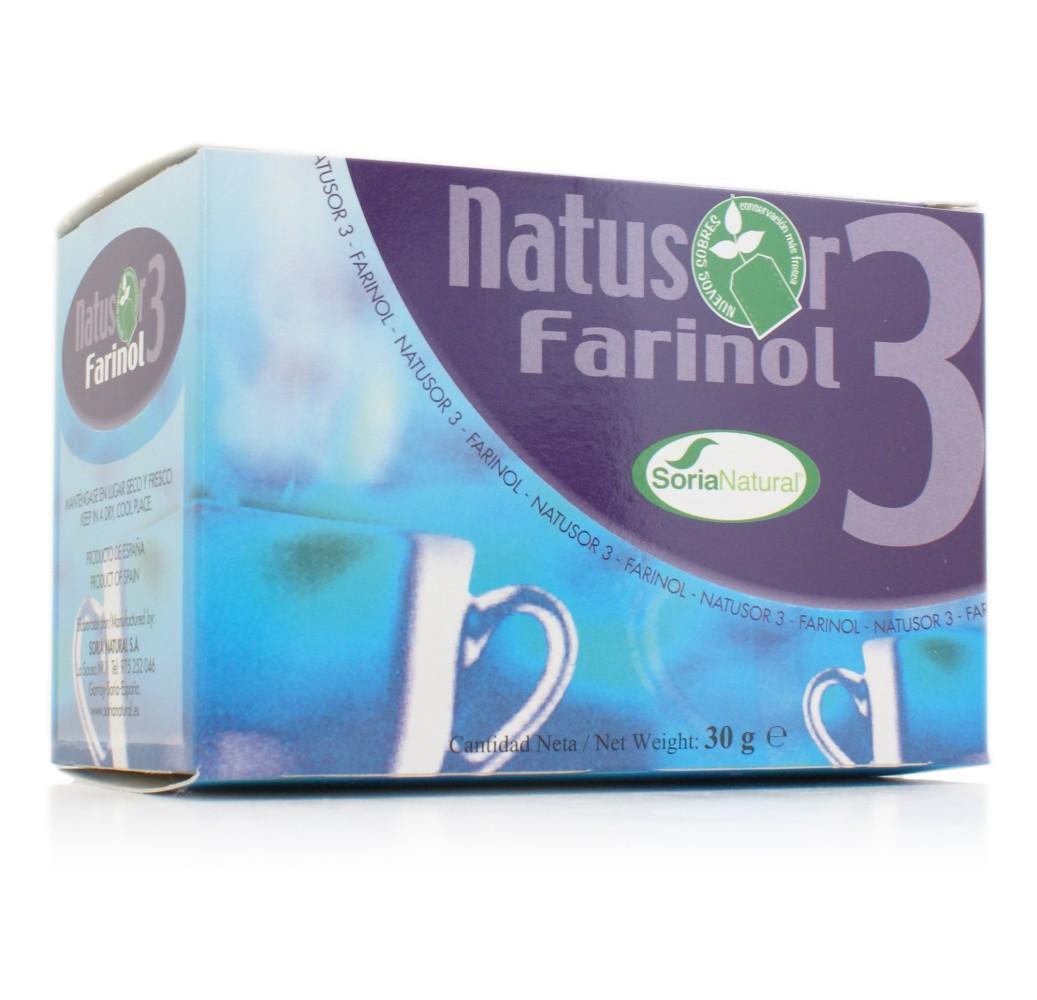 Natusor - Farinol - 20 bolsitas filtro