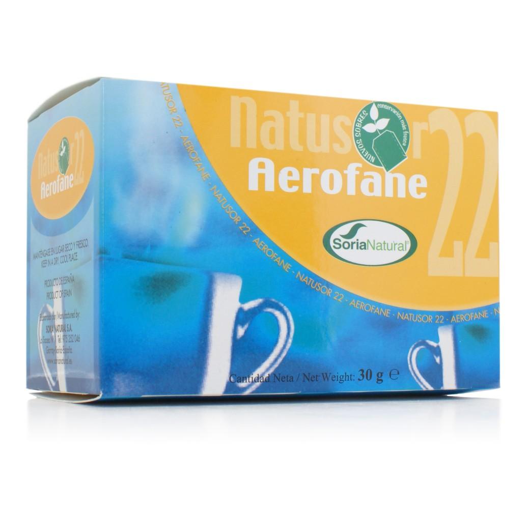 Natusor - Aerofane - 20 bolsitas filtro