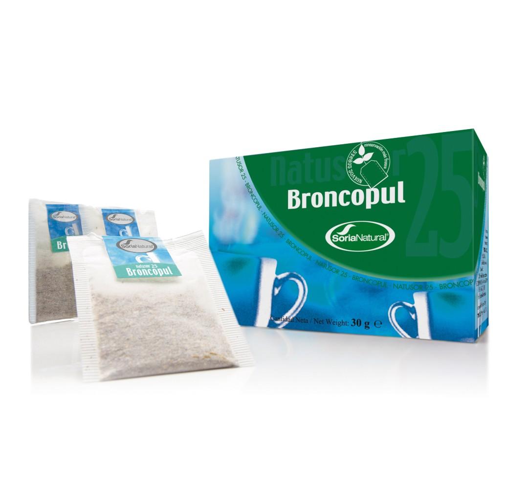 Natusor - Brocopul - 20 bolsitas filtro
