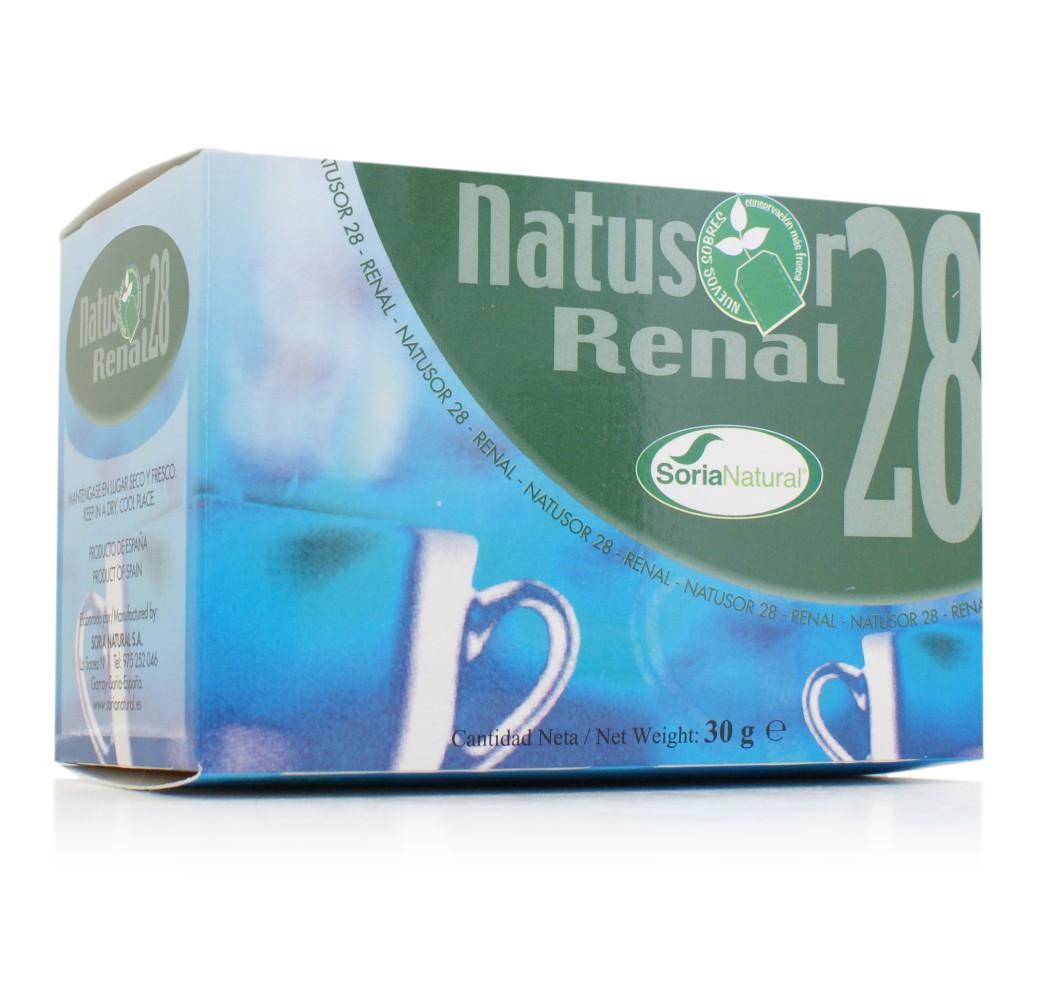 Natusor - Renal - 20 bolsitas filtro