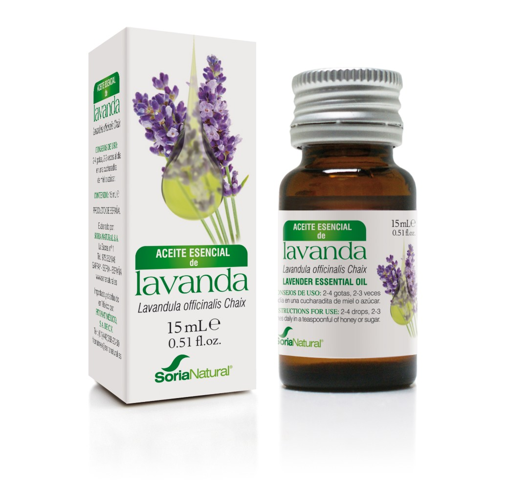 Aceite Lavanda - 15 ml
