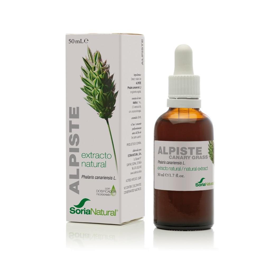 Extracto Alpiste - 50 ml