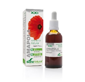 Extracto XXI - Amapola - 50 ml