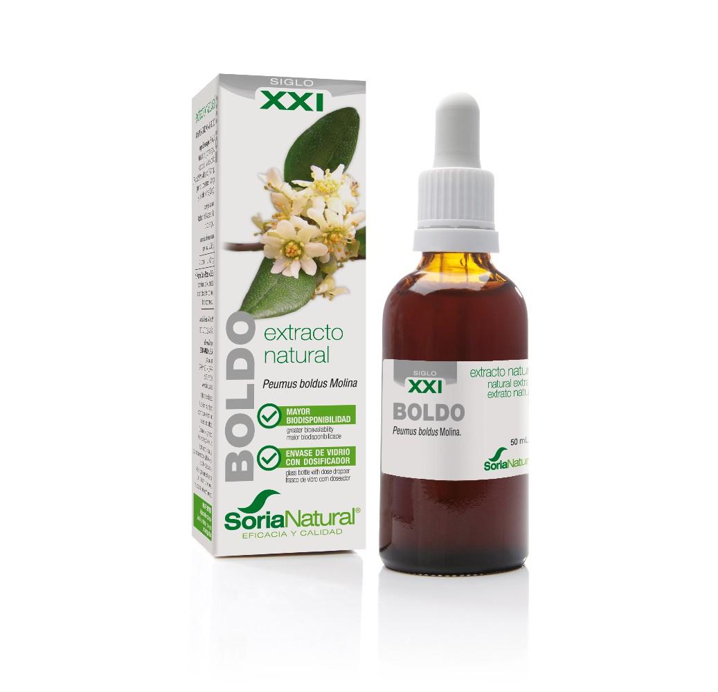 Extracto XXI - Boldo - 50 ml