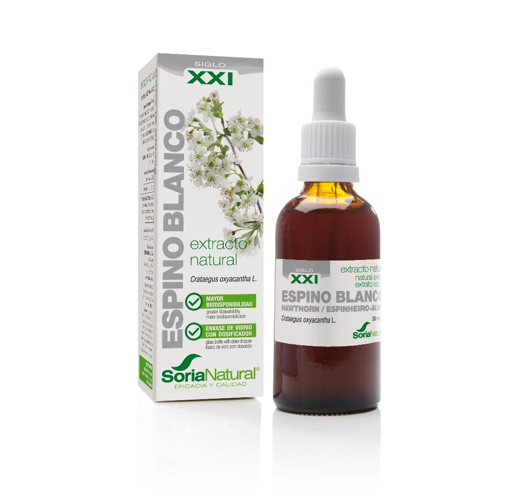 Extracto XXI - Espino Blanco - 50 ml