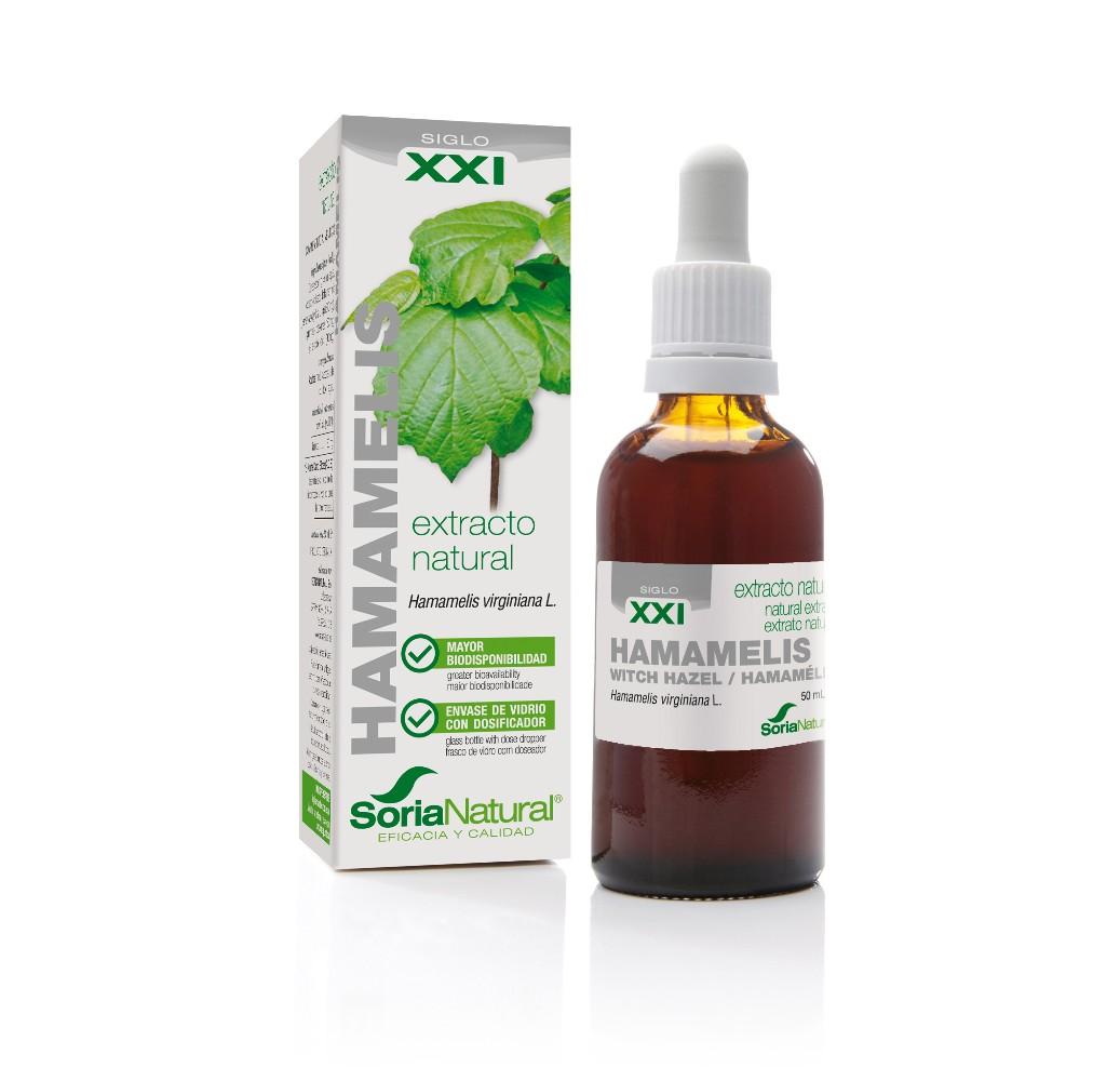Extracto XXI - Hamamelis - 50 ml