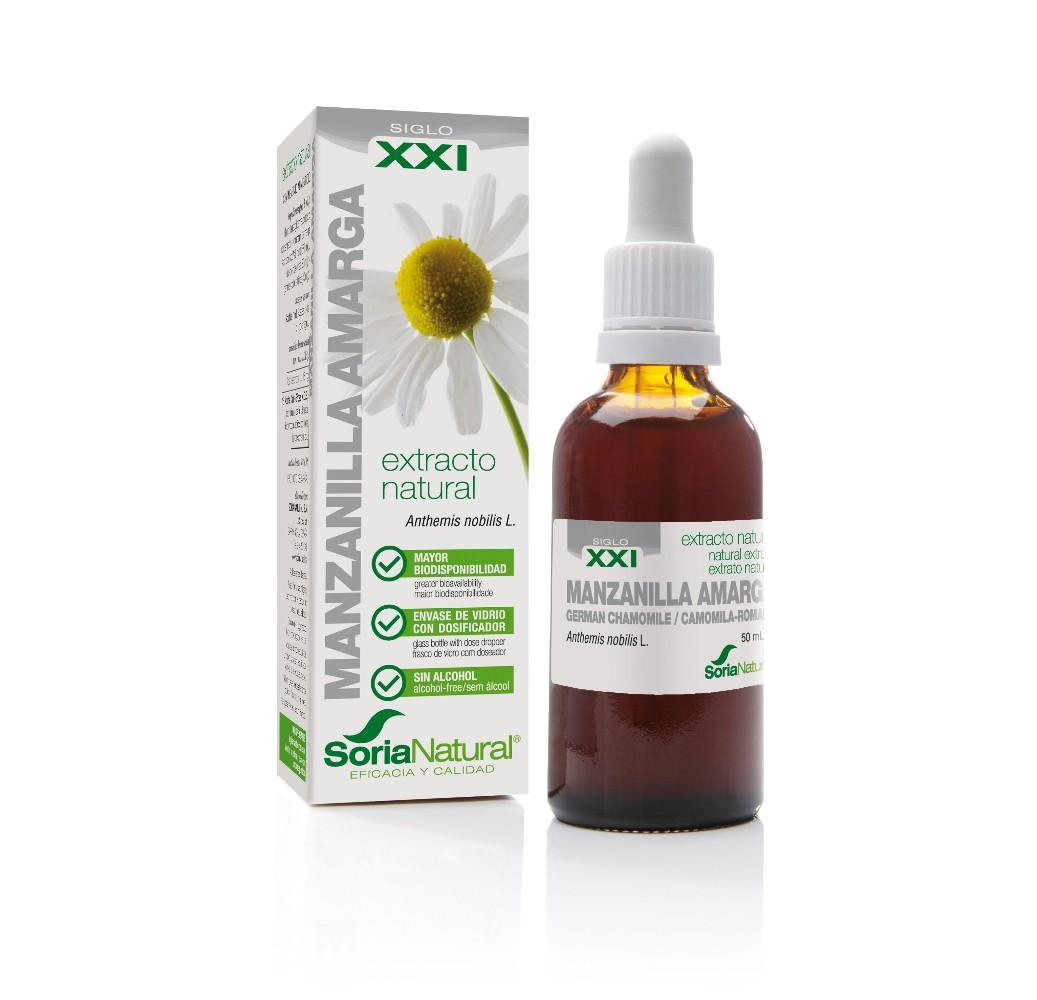 Extracto XXI - Manzanilla amarga - 50 ml