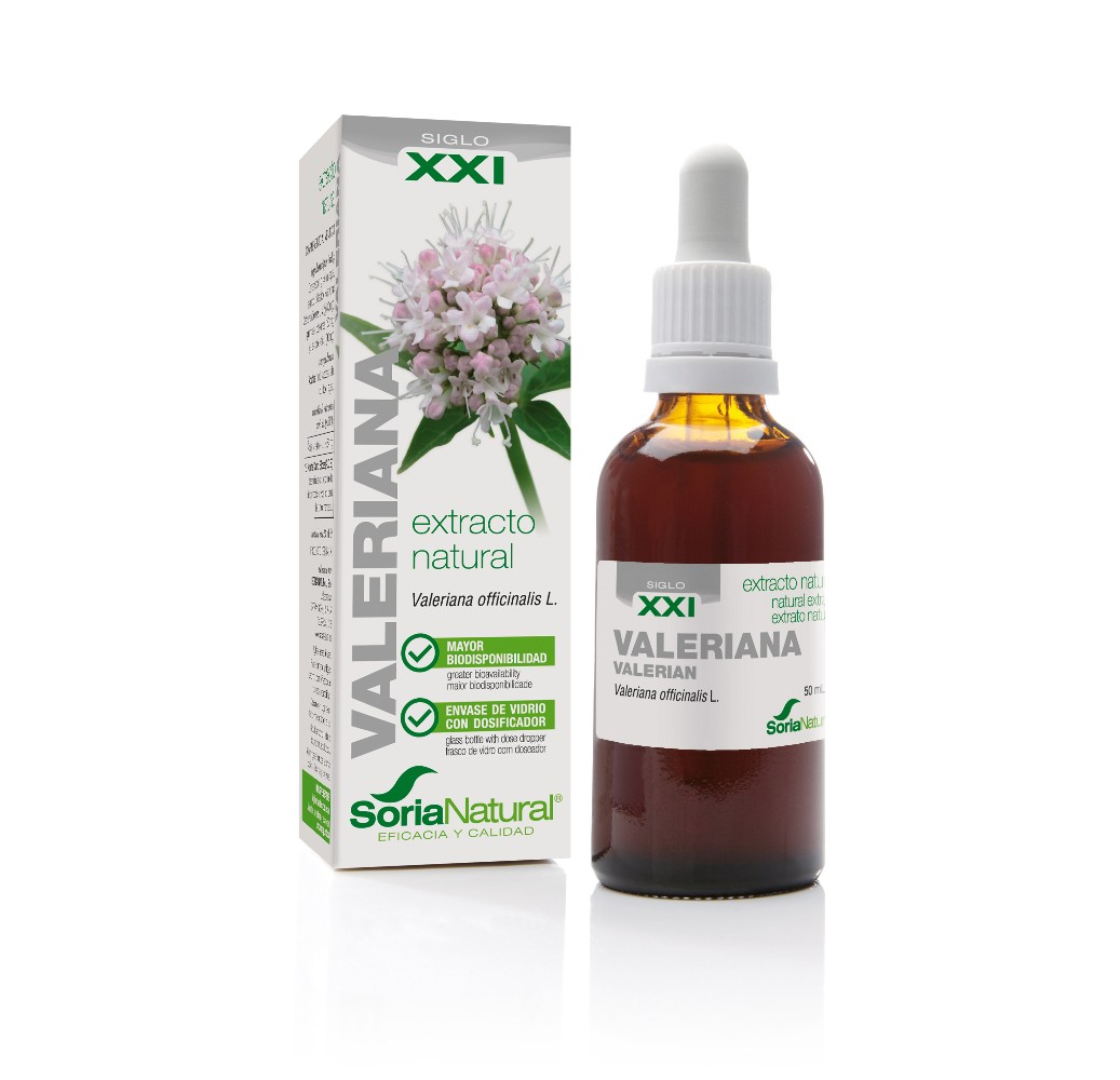 Extracto XXI - Valeriana - 50 ml
