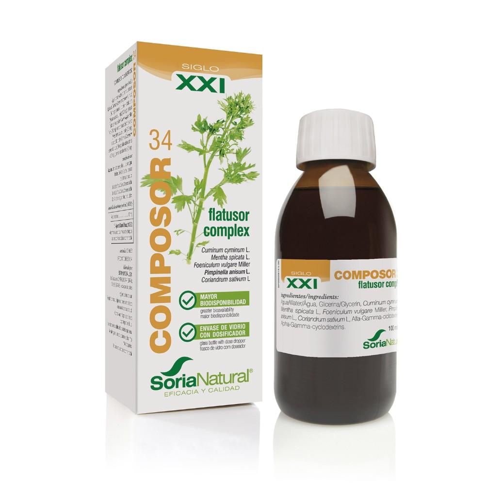 Composor - Flatusor Complex XXI - 100 ml