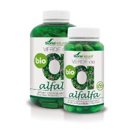 Verde de alfalfa - 240 caps.