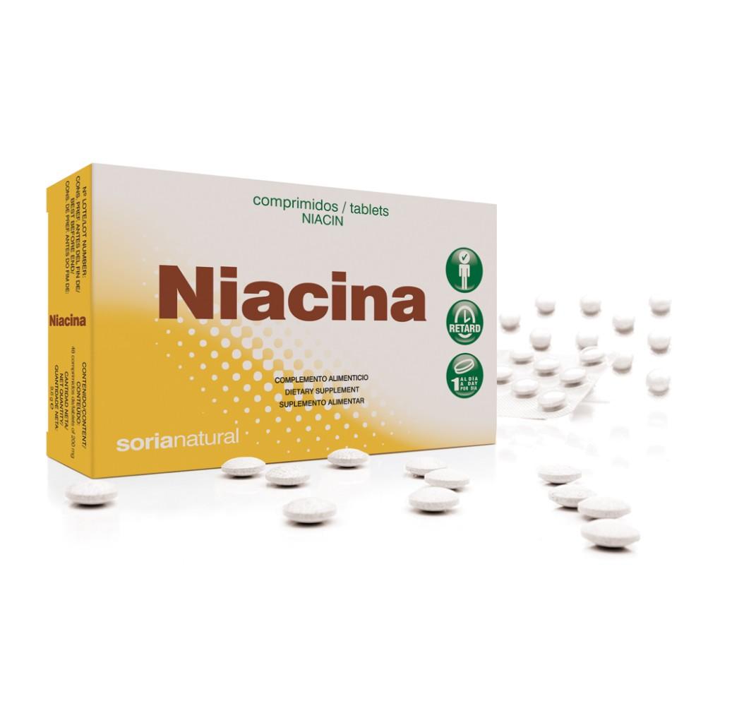 Niacina (Vit. B3) - 48 comp.