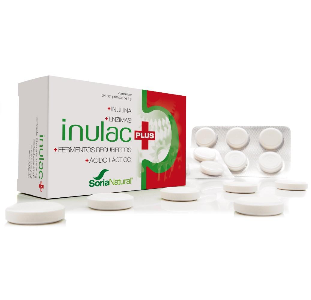 Inulac plus - 24 tabletas