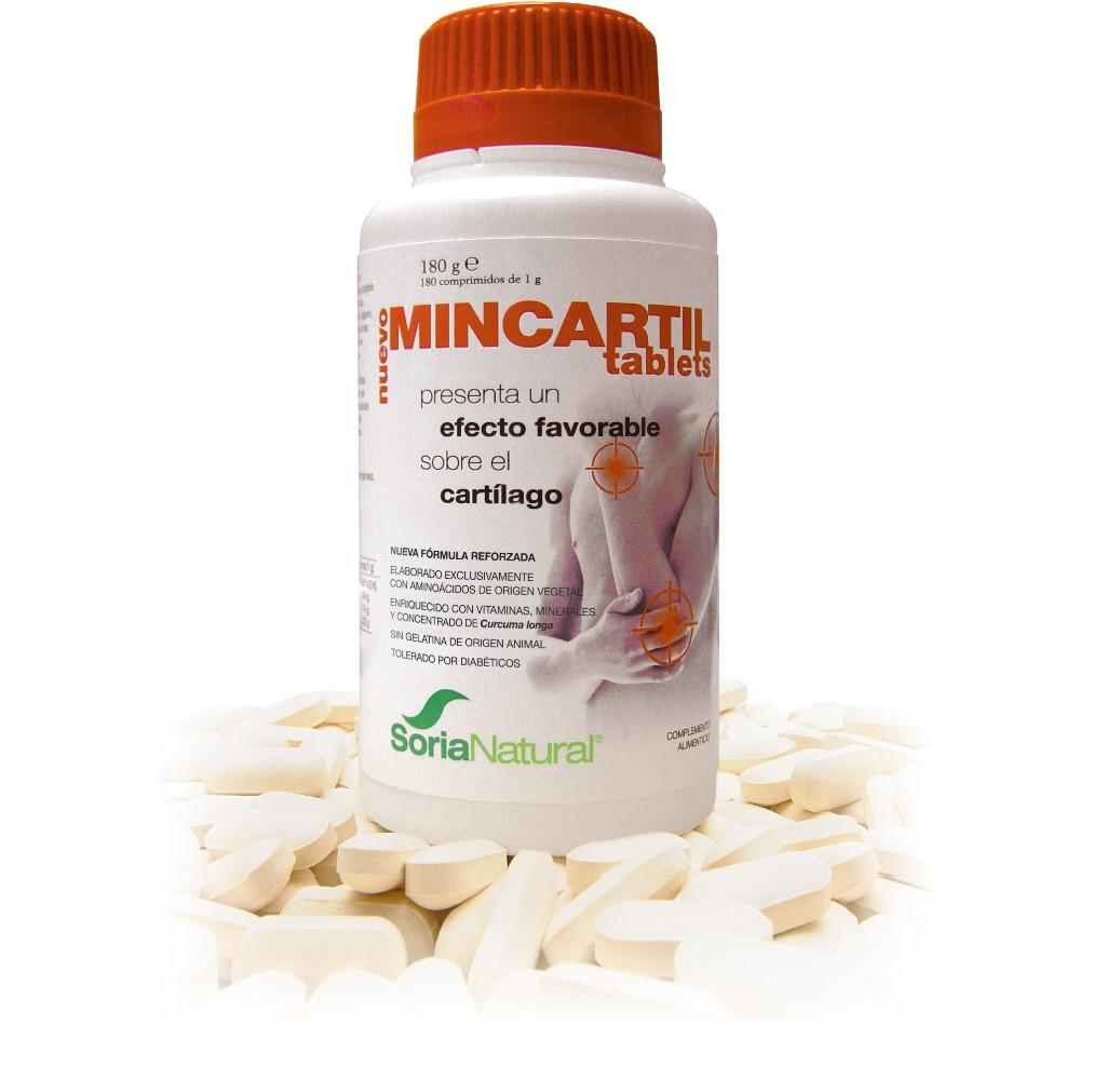Micartil Reforzado - 180 tabletas