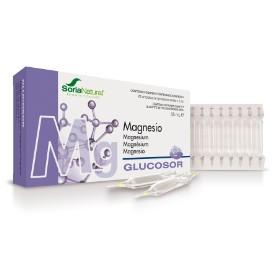 Glucosor magnesio - 28 viales