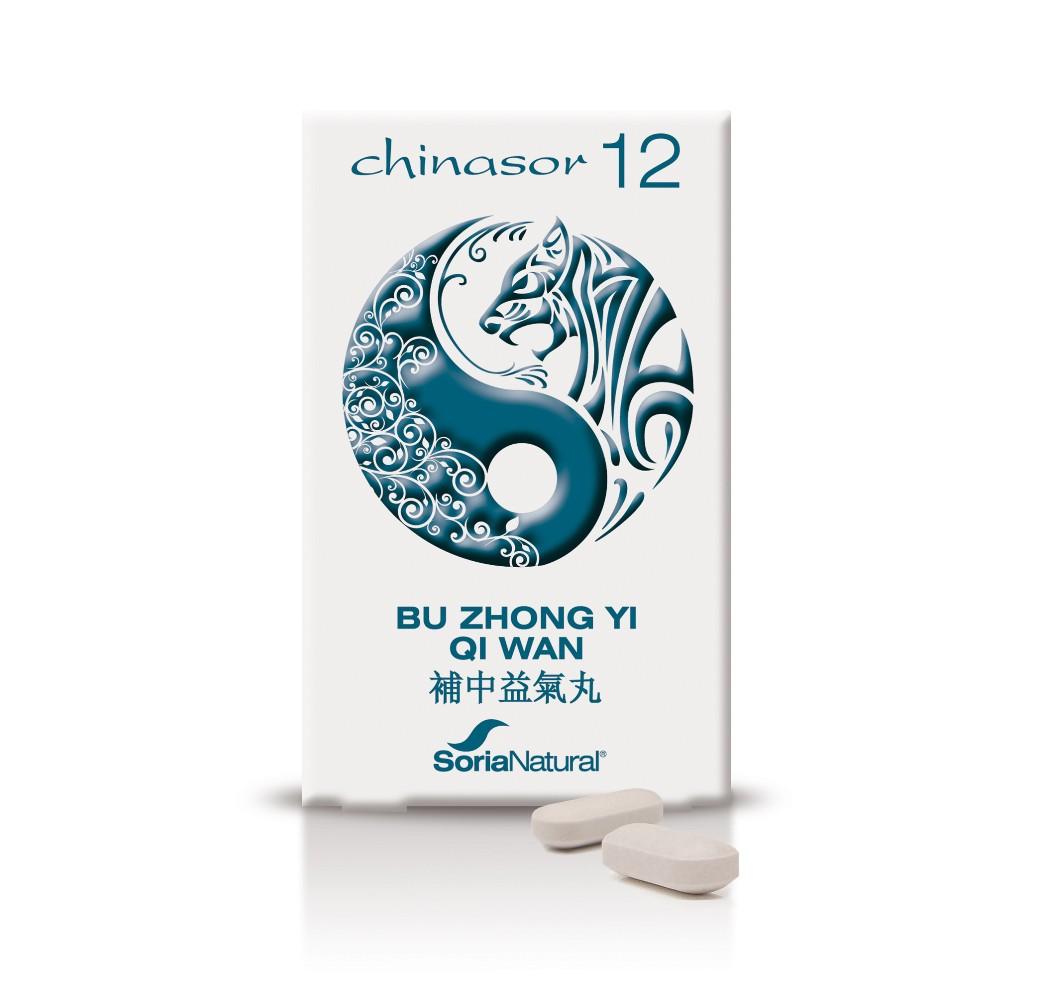 Chinasor - Bu Zhong Yi Qi Wan - 30 comp.