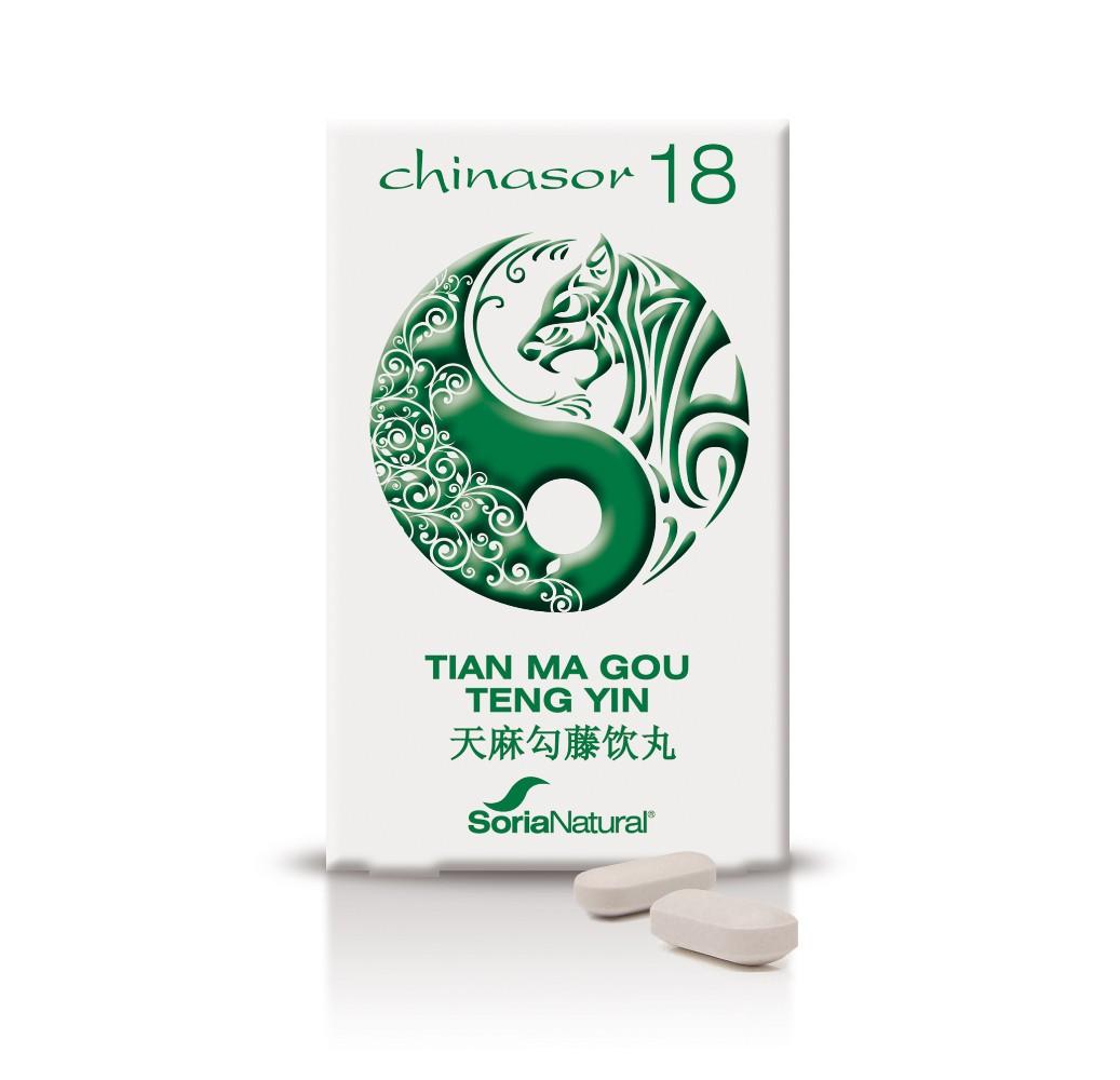 Chinasor - Tian Ma Gou Teng Yin - 30 comp.