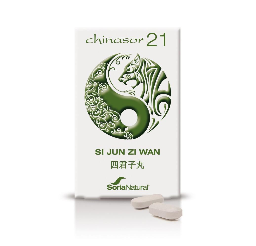 Chinasor - Si Jun Zi Wan - 30 comp.
