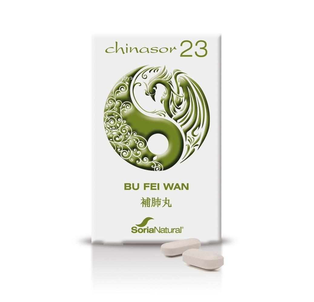 Chinasor - Bu Fei Wan - 30 comp.