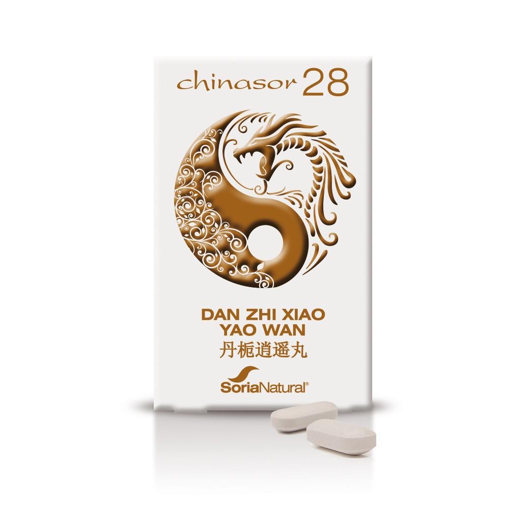 Chinasor - Dan Zhixiai Yao Wan - 30 comp.