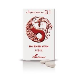 Chinasor - Ba Zhen Wan - 30 comp.
