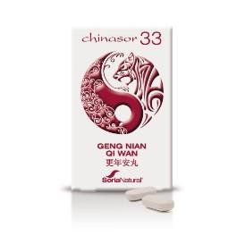 Chinasor - Geng Nian Qi Wan - 30 comp.