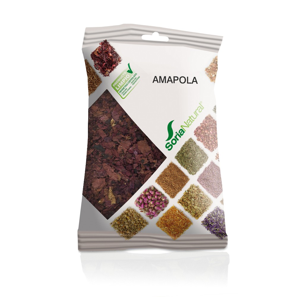 Bolsa Amapola - 20 g