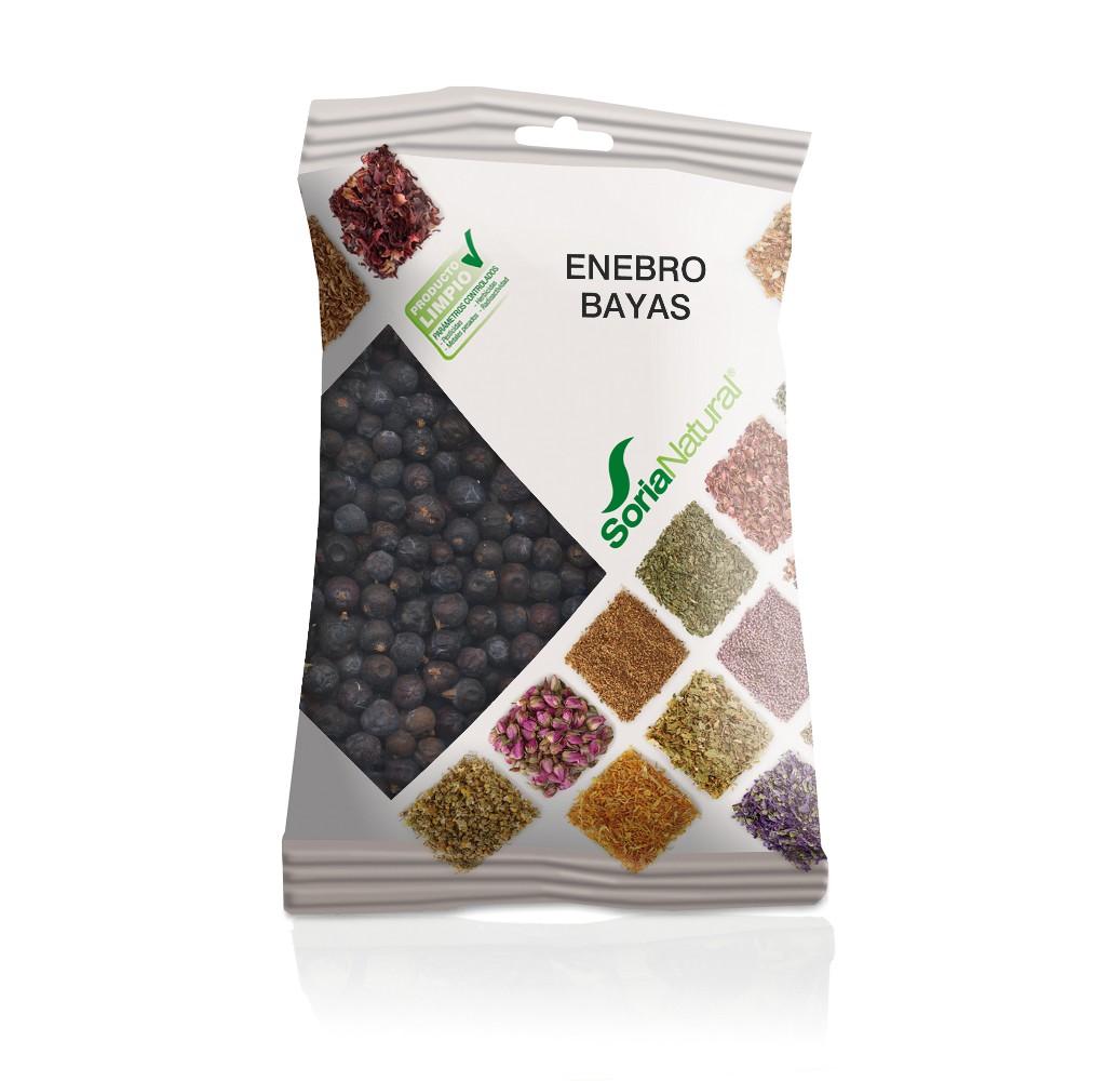 Bolsa Bayas de enebro - 50 g