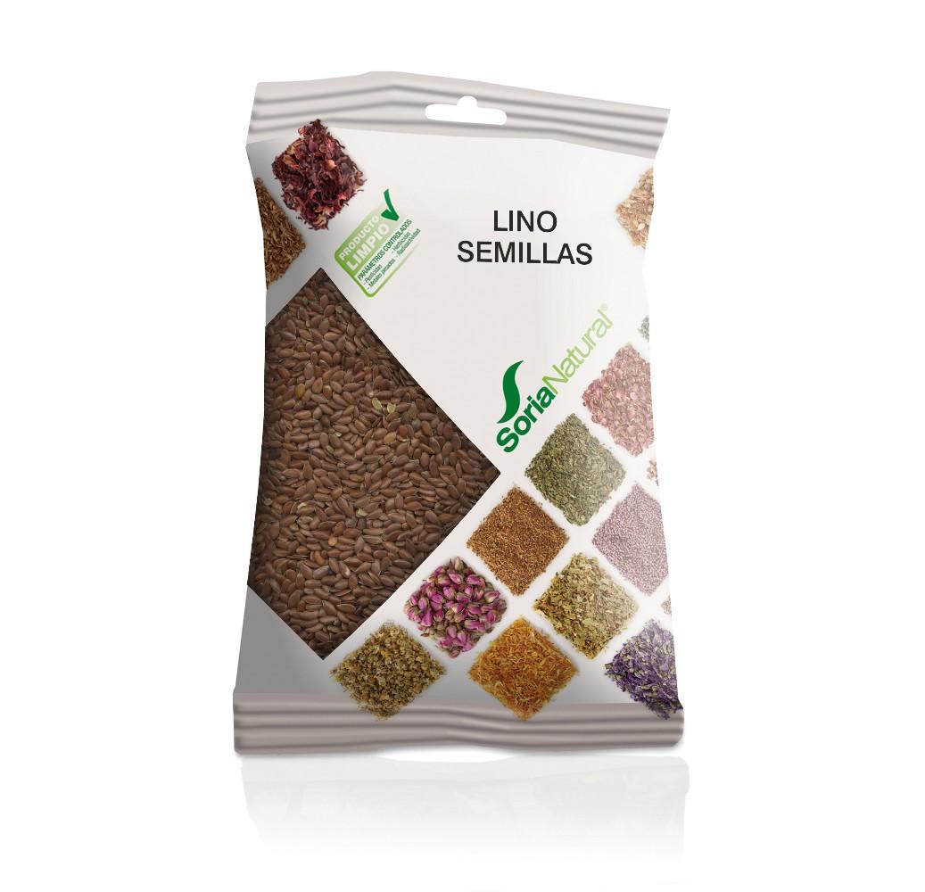 Bolsa Semillas de lino - 500 g