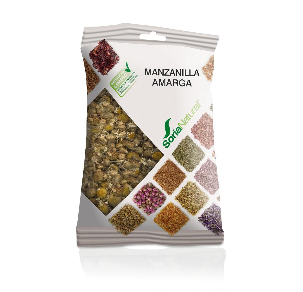 Bolsa Manzanilla amarga - 40 g