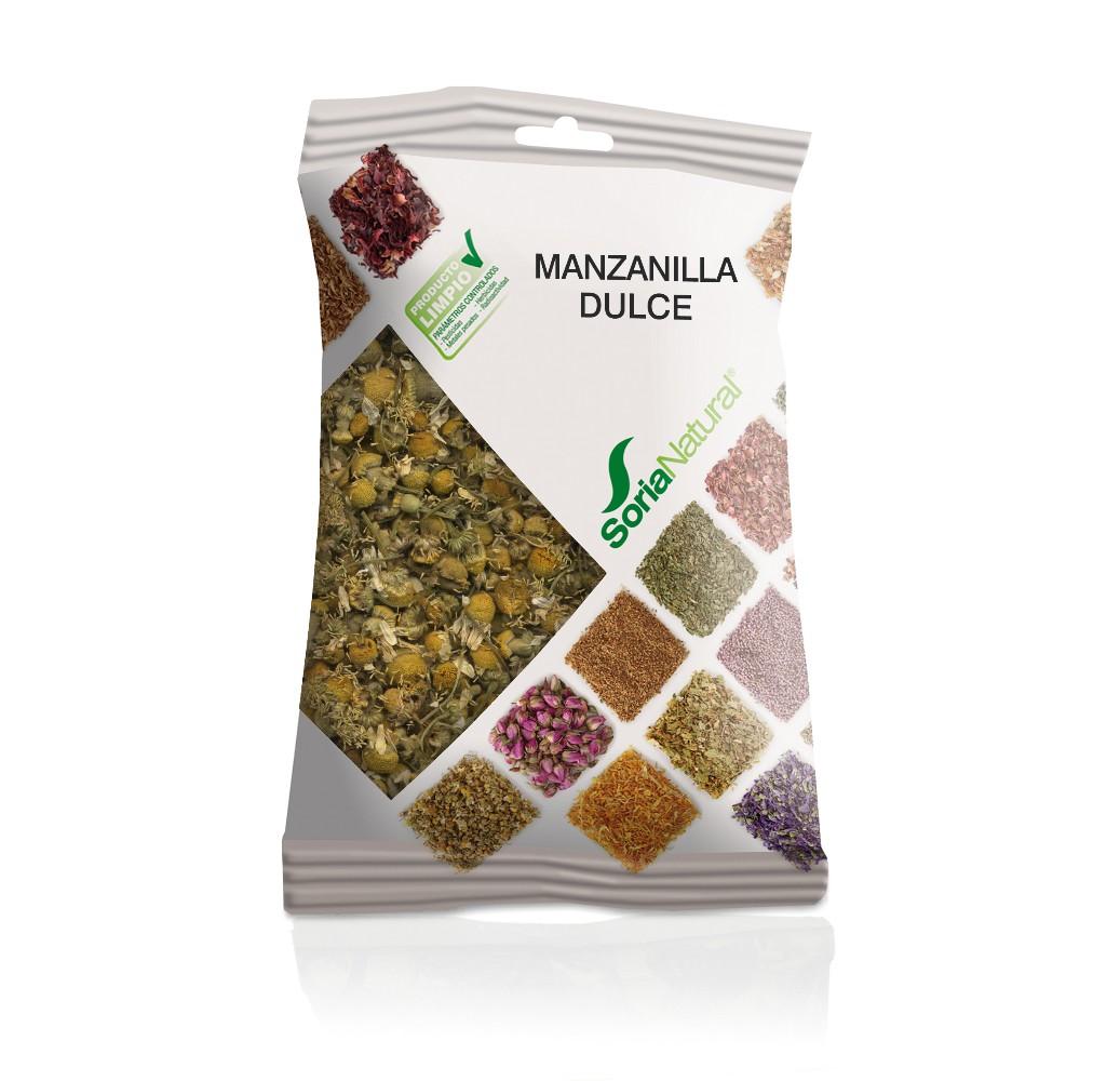 Bolsa Manzanilla dulce - 50 g
