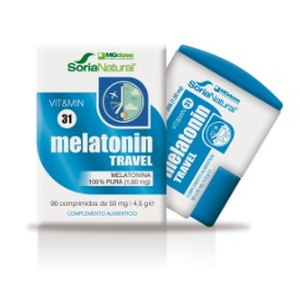Vit&Min 31 Melatonin Travel - 90 comp.